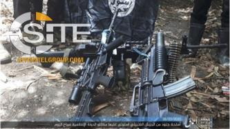 IS Claims Killing 43 Soldiers in Maguindanao, Documents War Spoils
