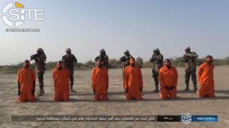 ISWAP Executes 6 Christian Captives En Masse in Nigeria's Borno State