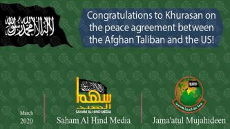 JMB Says Taliban-U.S. Agreement Proof of Success Through Faith and Determination