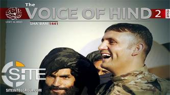 "2nd Issue of ""Voice of Hind"" Magazine Urges Indian IS Supporters Use Preoccupation with Coronavirus to Strike"