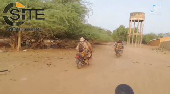 'Amaq Video Shows Past Armed Assault in Burkina Faso
