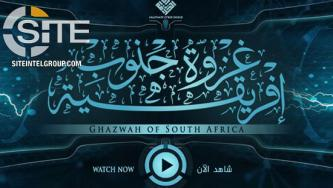 "CCS Video Presents Hacking of Web Servers in its ""South Africa Invasion"""