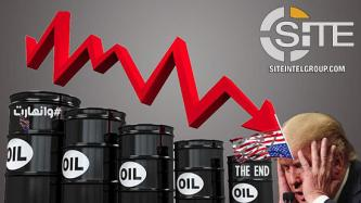 "Shi'a Social Media Users Point to Oil Price Plunge, Effect of COVID-19 Pandemic to Highlight U.S. ""Collapse"""