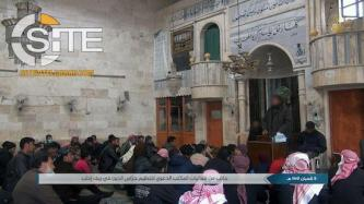 AQ-aligned Hurras al-Deen Holds Advocacy Proceedings in Crowded Mosque during COVID-19 Pandemic