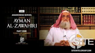 AQ Releases English Version of Zawahiri Lecture Challenging Atheism