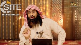 AQAP Leader Delivers Episodic Religious Lecture on Handling Affliction, Maintaining Propriety
