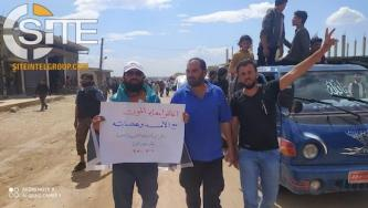 HTS Suspends Opening of Border Crossing Following Accusations Fighters Shot Live Rounds at Protestors