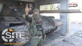 Video of Hama Raid Released by AQ-aligned Jihadi Coalition