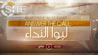 IS-aligned Group Threatens Spanish Prime Minister in Video Inciting for Lone-Wolf Attacks