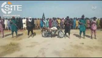 Boko Haram Video Documents Eid al-Fitr Gathering in Controlled Area