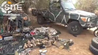 Pro-AQ Media Unit Reports JNIM Attack in Ségou, Displays War Spoils in Video