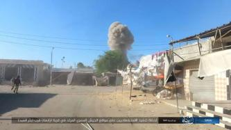 IS' Sinai Province Issues Photo Report Documenting 2-Man Suicide Raid, Attack on Security Positions Near Bi'r al-Abd