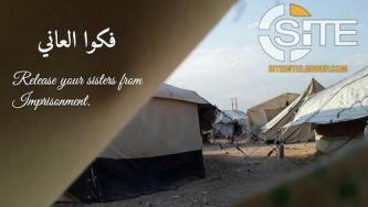 "IS-aligned ""Charity"" Fundraises for Uyghur & Indonesian ""Sisters"" in Syrian Camps"