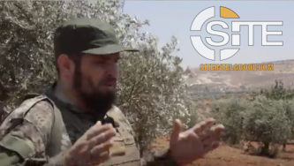 HTS Military Spokesman Gives Video Interview on Idlib Fortification Efforts, Clashes with AQ Factions