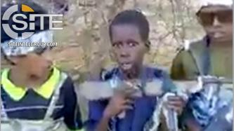 Jihadist Distributes Video of Children in Sahel Posing as Fighters, Reciting Belligerent Verses