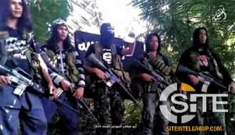 "IS Threatens Philippine Forces: ""We Will Pulverize Your Ranks"""