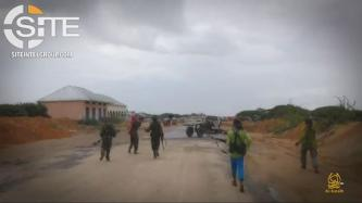 Shabaab Video Documents Raid on SNA Barriers Outside Mogadishu