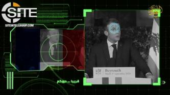 "Placing Crosshairs Over Footage of French President, Pro-AQ Group Warns: ""Soon... Your Turn"""