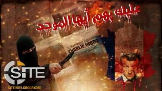 "IS-aligned ""Charity"" Urges More Violent Attacks Against France Instead of ""Twitter Campaigns"""