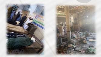 TTP Condemns Bombing at Religious School in Peshawar as Cowardly Act