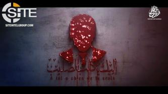 IS-aligned Media Unit Releases French-subtitled Video Demanding Death, Promoting Executor of Teacher