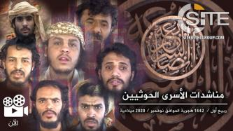 Houthi Captives, One Held for Over 3 Years, Appeal for Release in AQAP Video