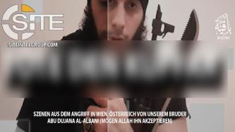 Jihadist Publishes German-language Video Promoting Vienna Attack