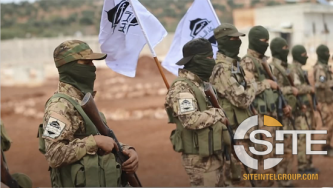 HTS Issues Photo Reports Documenting Military Training of Brigade Fighters