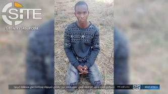 ISWAP Takes Yet Another Nigerian Christian Prisoner, Provides Photo of Captive