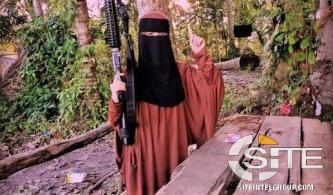 IS Widow Seeks Suicide Operation, Recruits for Caliphate in the Philippines