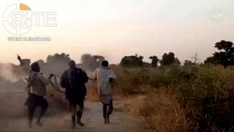 Boko Haram Video Documents Raid, Cold Blooded Killing of Soldier and Burning of Houses