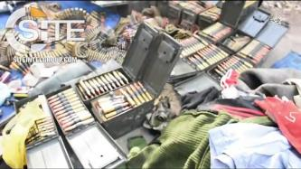 Boko Haram Video Documents War Spoils Captured During Nigerian Army Offensive in Sambisa Forest