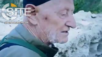 "Seeking to Inspire Others, Jihadists Distribute Posthumous Video of ""Oldest Immigrant"" in Syrian Jihad"