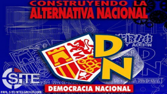 Madrid Meeting Organized by Spanish Ultranationalist Group