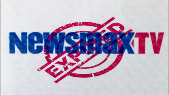 Trump and QAnon Centric Forums Call for Boycott of Newsmax After February 2nd Interview