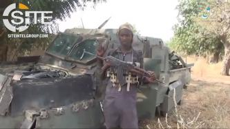 'Amaq Video Shows ISWAP Fighter Involved in SVBIED Operation Near Goniri, Clash with Nigerian Troops