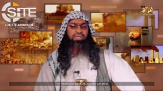 AQAP Leader Batarfi Remarks on Storming of U.S. Capitol in New Video, Belying Reports of Earlier Arrest