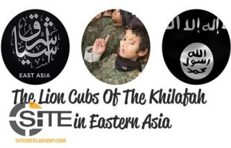 IS Supporter Launches Website for Distribution of East Asia Province Propaganda