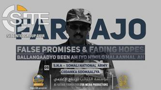 "Shabaab Identifies SNA as Fragile Collection of ""Drug Addicts"" and ""Trigger Happy Clan Militias"" in 5th Part of Documentary Series"