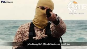 "Jihadi Media Unit Masquerades Video Promoting Attacks by Western IS Fighters as ""FOX Premium"" Film"