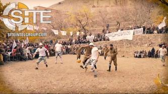 Afghan Taliban Demonstrates Bond with Civilians in Video Showing its Holding Football Game, History Competition