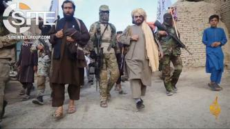 Afghan Taliban Fighter Warns U.S. to Leave or Face Attacks in Video Documenting Atmosphere of Relief in Charkh
