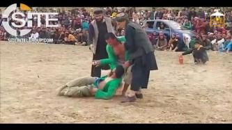Appealing to Hearts and Minds, Afghan Taliban Organizes Wrestling Competition in Kunduz and Releases Footage