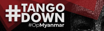 Anonymous Claims Taking Down Myanmar Government Websites, Targets Oil and Gas Companies
