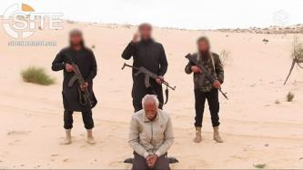 IS Sinai Province Video Documents Attacks, Execution of Tribal Militiamen and Christian