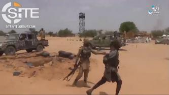 'Amaq Video Shows Scenes from ISWAP Clash with Nigerian Troops in Mainok