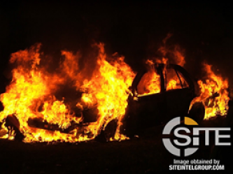 Arson Attack on EDF Vehicle in Rennes, France Claimed by Anarchists Against Nuclear Projects