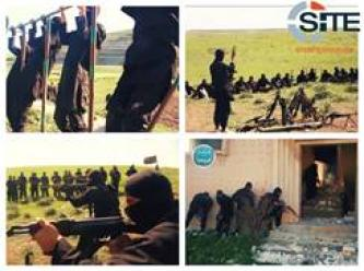 Nusra Front Video Shows Military Training Camp in Northern Homs
