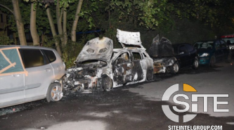 Activist Website Shares Claim of Incendiary Attack Against Telekom Vehicle in Germany