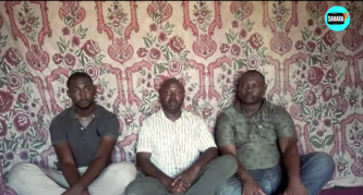 "Boko Haram Video Shows Captured Oil Exploration Contractors, Demands Stop of ""Excessive Force"""